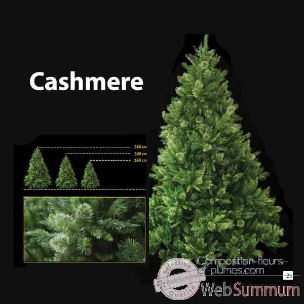 sapin de noel 240 cm Sapin de Noël 240 cm Professionnel Cashmere pin Vert dans Sapins  sapin de noel 240 cm
