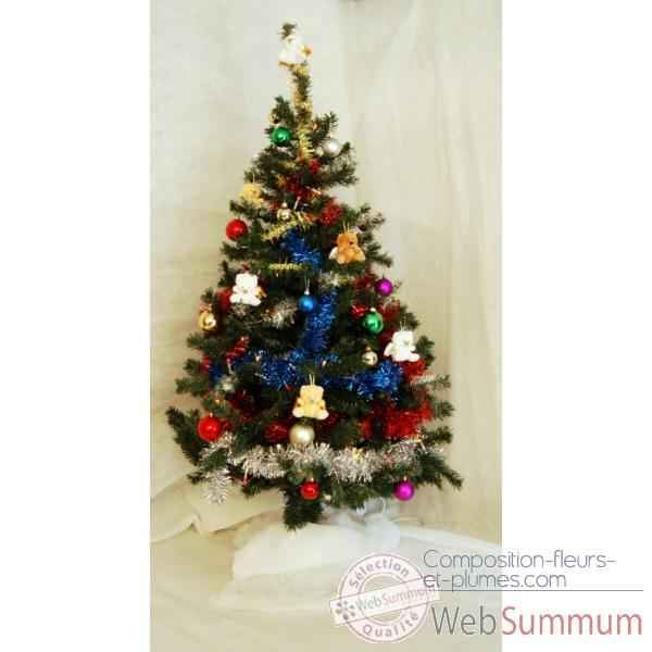 Kit decors de Noel Grand Sapin de Noel decore -KT2A
