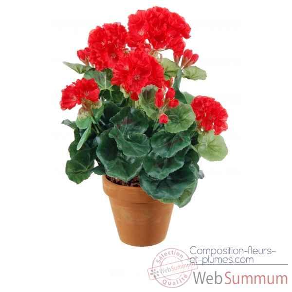 pots de fleurs sur composition fleurs et plumes. Black Bedroom Furniture Sets. Home Design Ideas